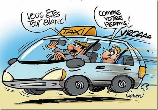 chauffeur-de-taxi